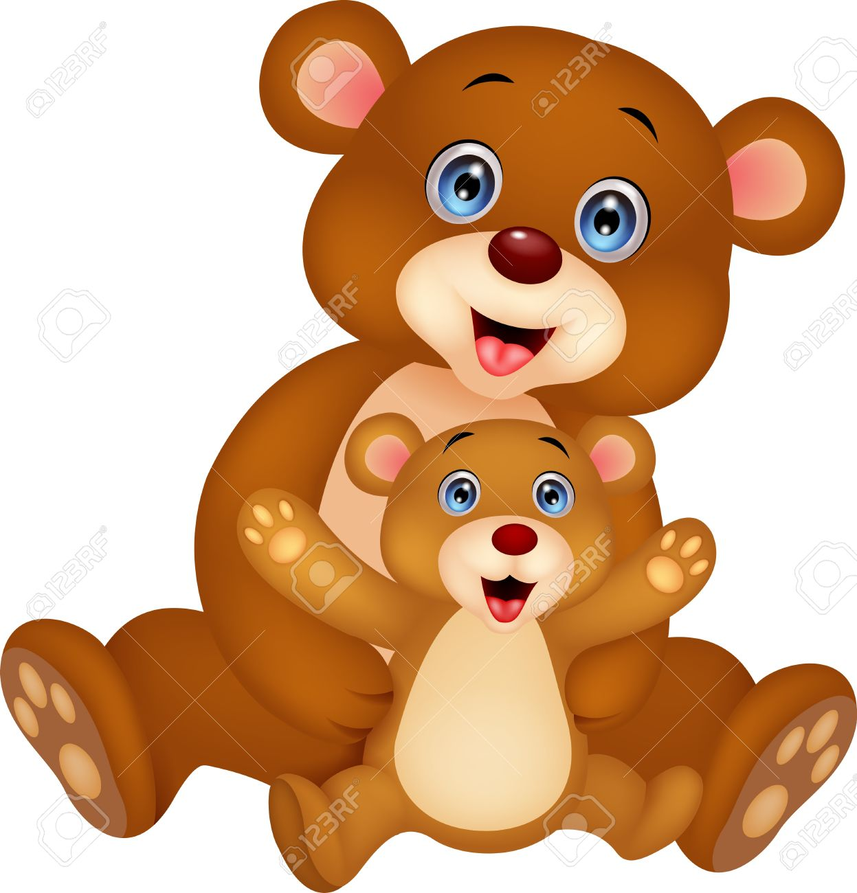1247x1300 Mother Bear Clipart, Explore Pictures
