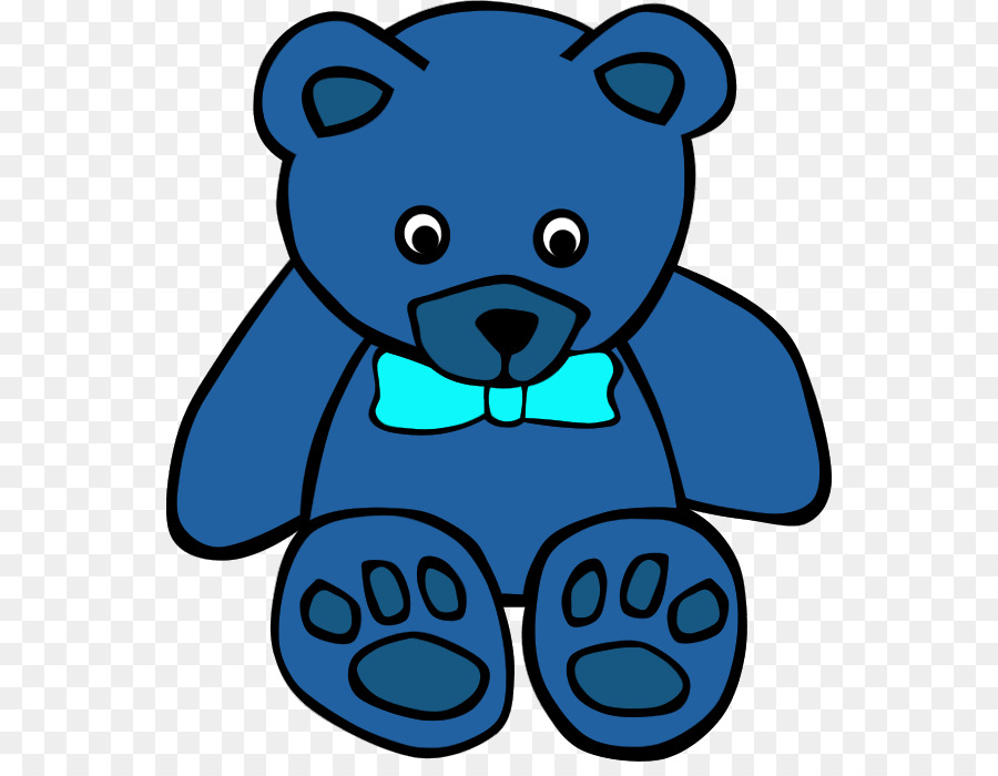 900x700 Teddy Bear Clip Art