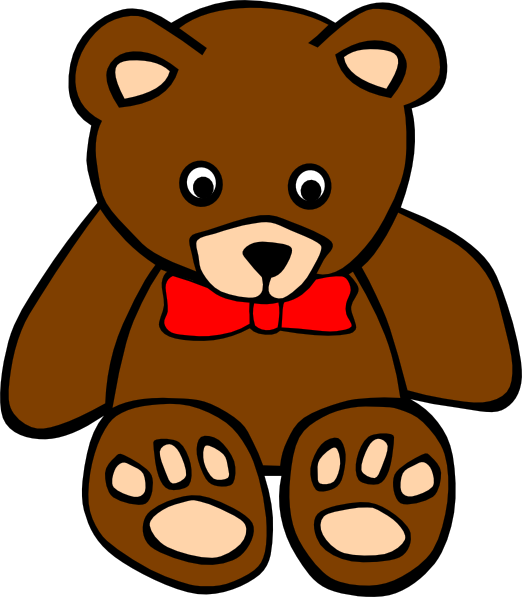 522x597 The Top 5 Best Blogs On Free Baby Teddy Bear Clip Art