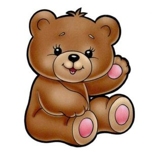 300x300 Baby Bear Clipart Pin Anna Romero On Tattoos Clip Art