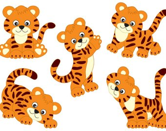 340x270 Tiger Svg Cool Dude Svg Cool Tiger Svg File Tiger Clip Art