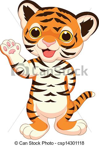 320x470 Baby Tiger Clip Art Vector Graphics. 1,596 Baby Tiger Eps Clipart