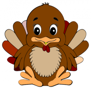 Baby Turkey Clipart