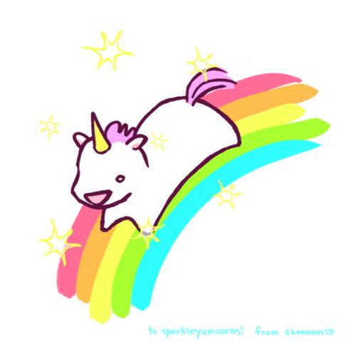 500x500 Drawn Unicorn Cute Baby