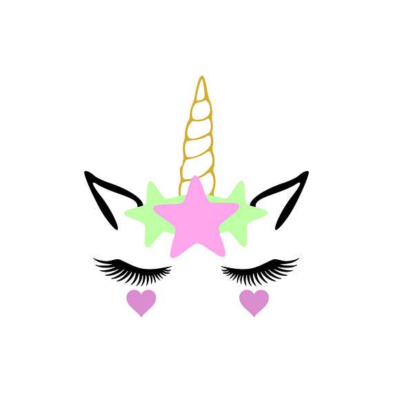 570x570 Face Clipart Unicorn 3513089