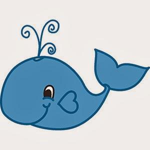 300x300 Top 89 Whale Clip Art
