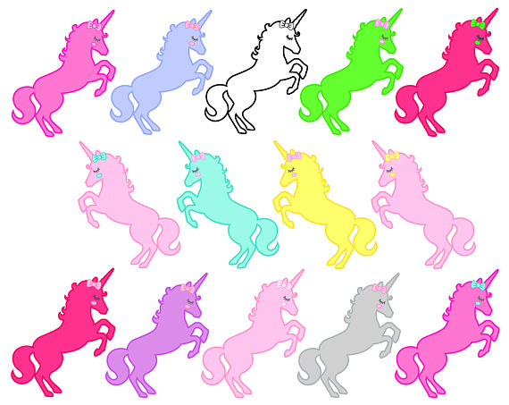 570x453 Unicorn Svg Unicorn Clipart Set Unicorn Png Baby Unicorn