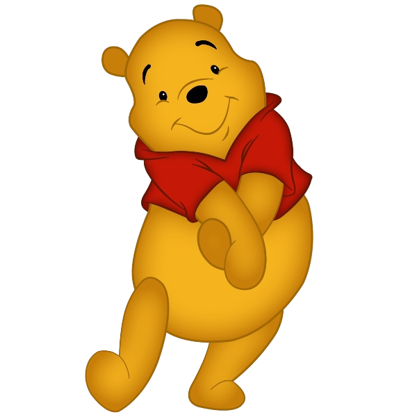 600x600 Baby Winnie The Pooh And Friends Clipart