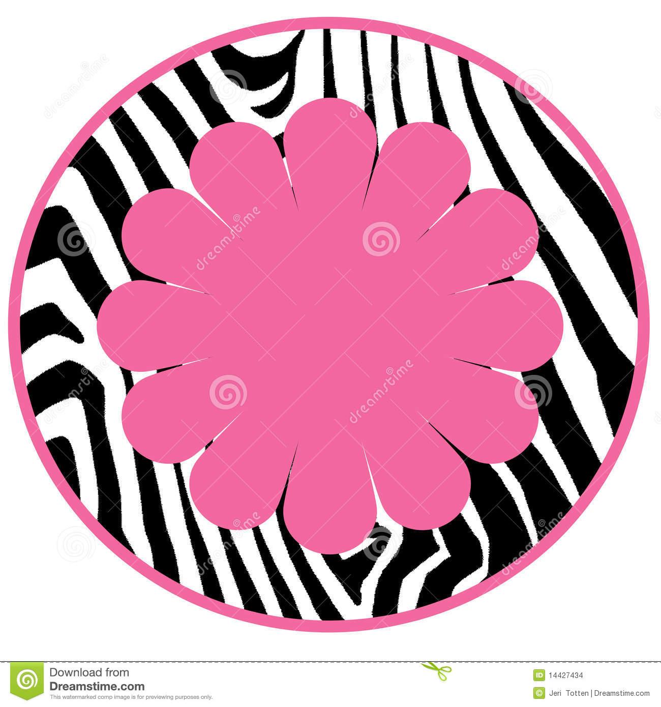 1300x1390 Pink Baby Zebra Clipart