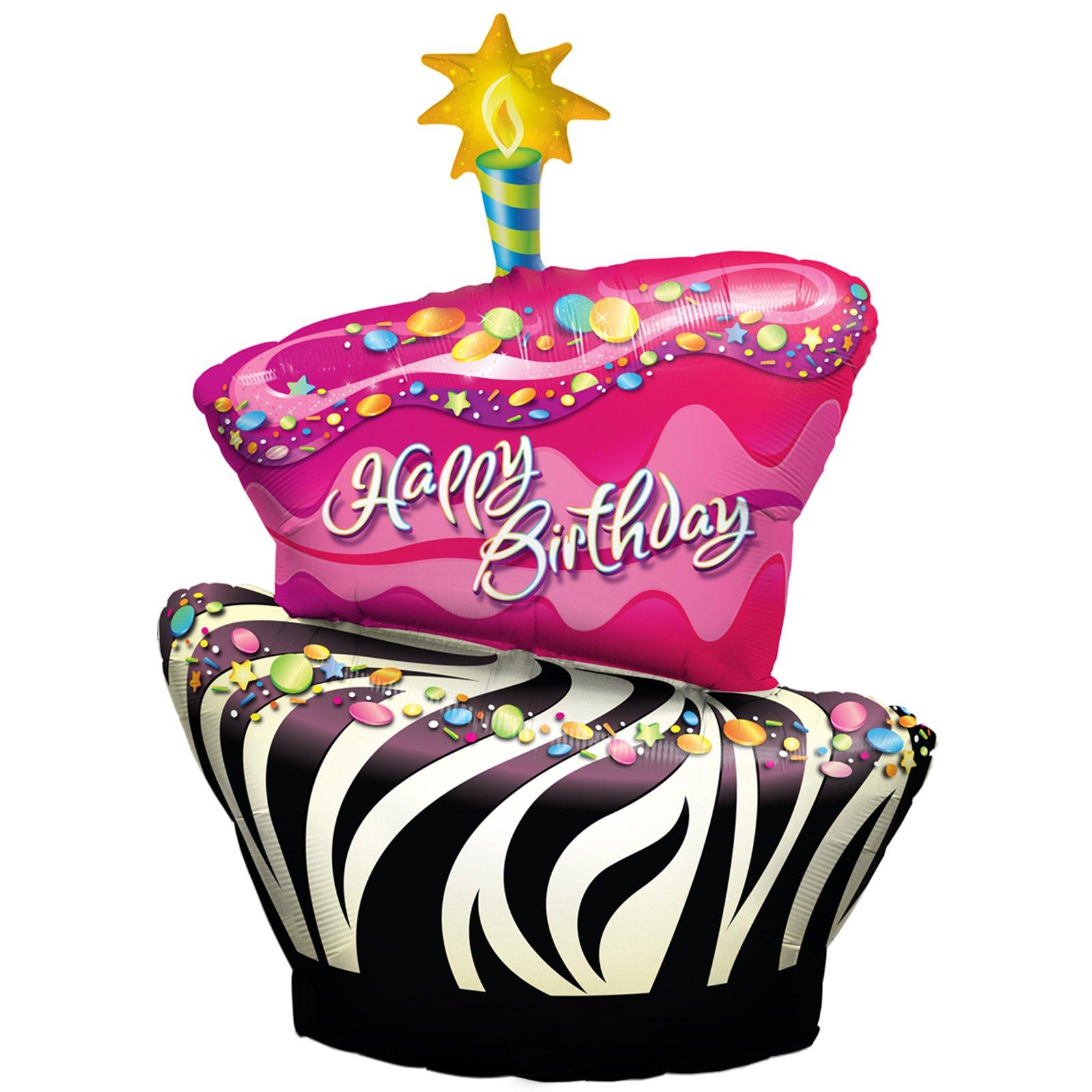 1600x1600 Zebra Clipart Balloon 4074822