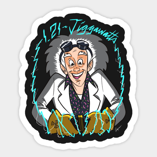 Back To The Future Clipart