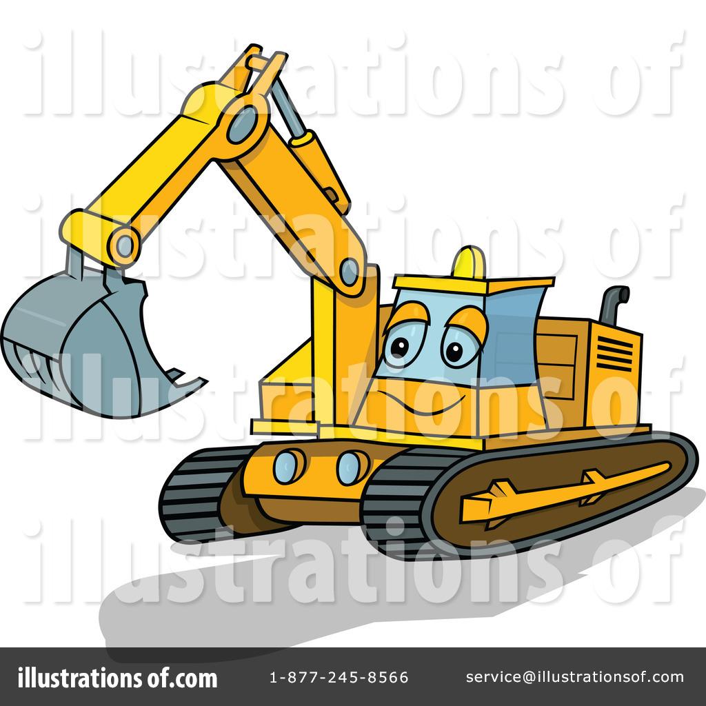 1024x1024 Excavator Clipart