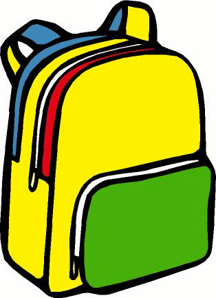 314x433 Backpack Clipart Backpack 02 Clipart Panda Free Clipart Images