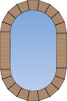 236x355 Deck Clipart Backyard Deck