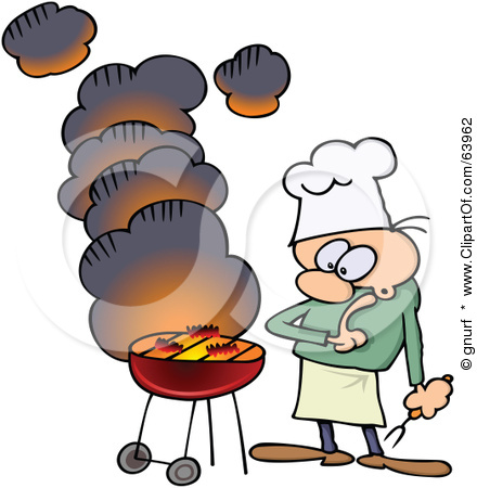 440x450 Party Clipart Barbecue Party