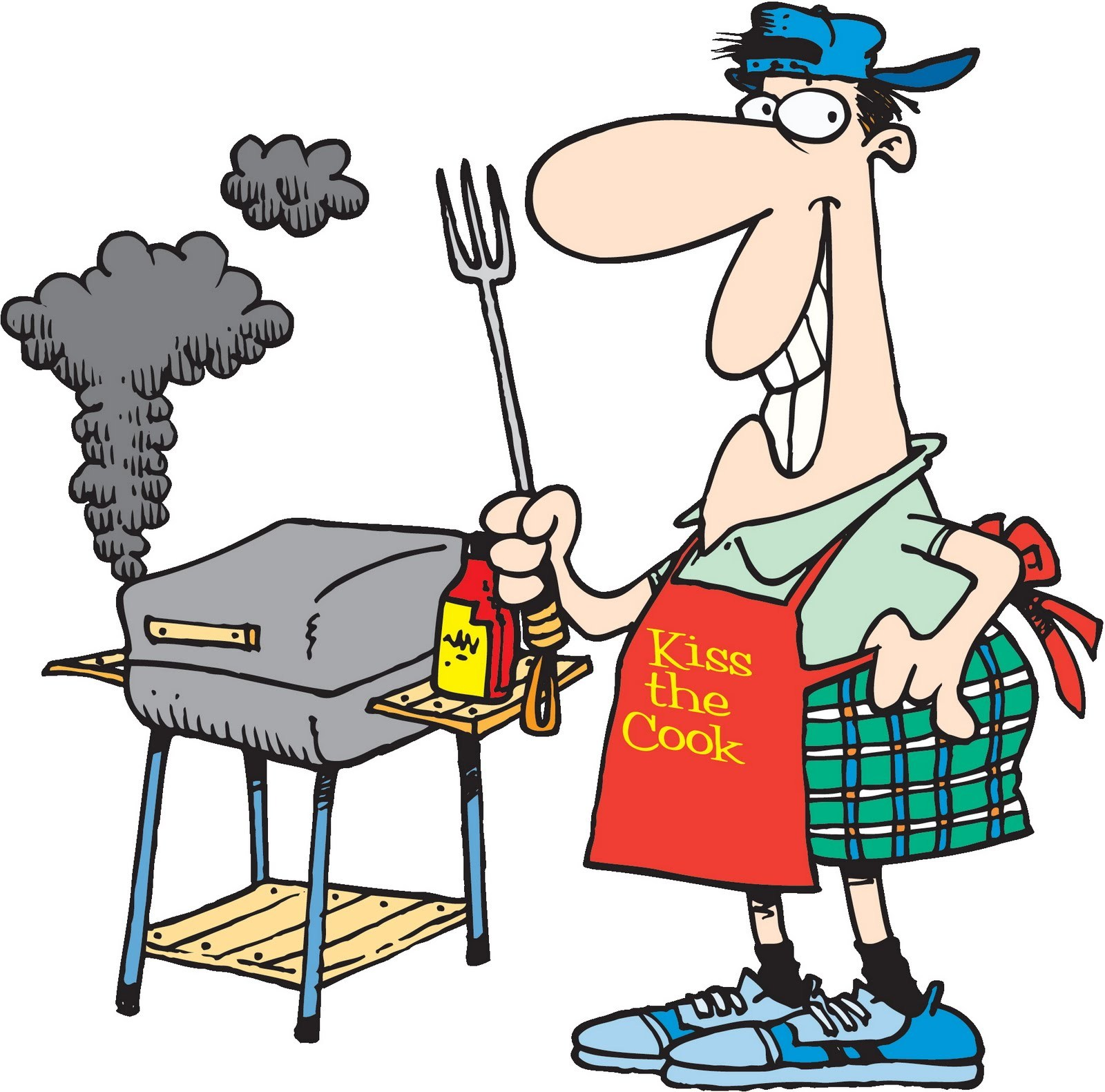1600x1581 Bbq Clipart Images Halloword.co