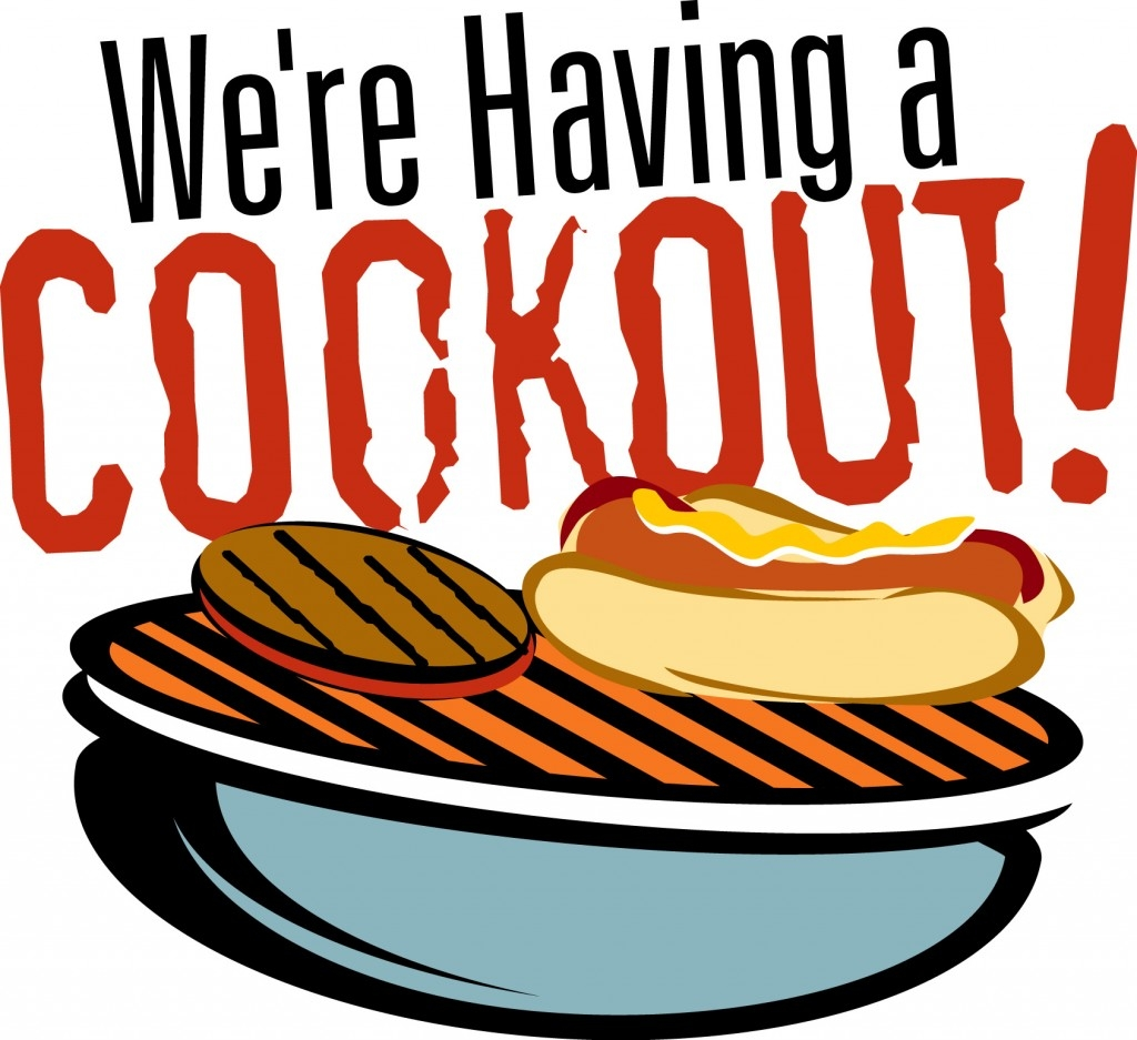 1024x937 Backyard Barbecue Clipart