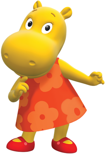 360x526 Tasha The Backyardigans [Link] International Entertainment