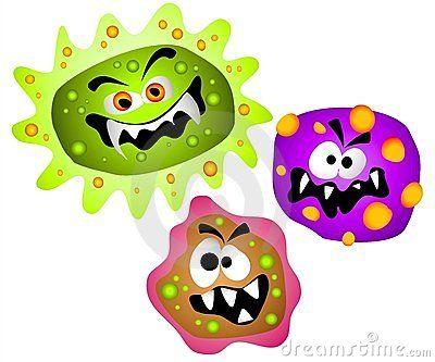400x333 Fresh Bacteria Clip Art