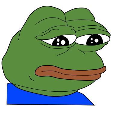 378x378 Sad Frog Feels Bad Man