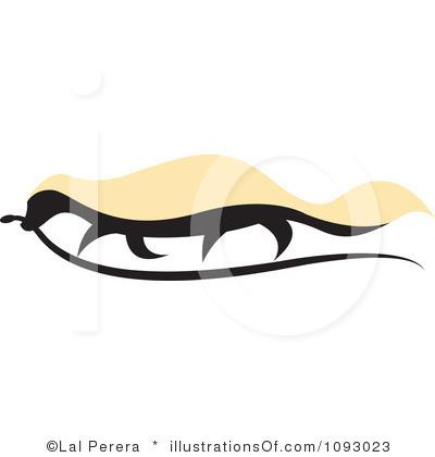 400x420 Badger Clipart Head