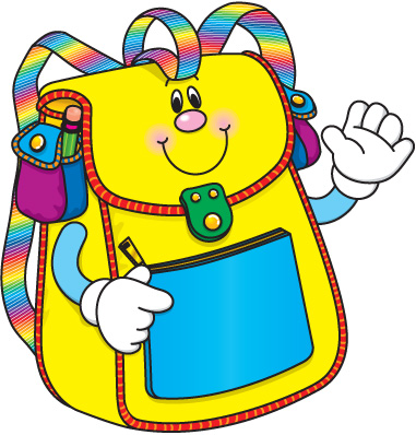 381x398 Bag School Clip Art Clipart Panda