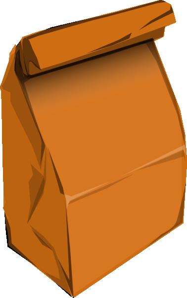 378x600 Brown Paper Bag Clip Art Clipart Panda