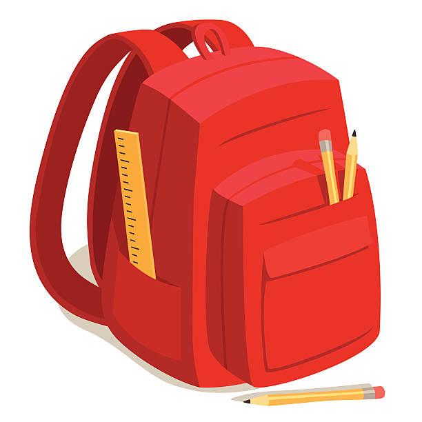 612x612 School Bag Images Clip Art