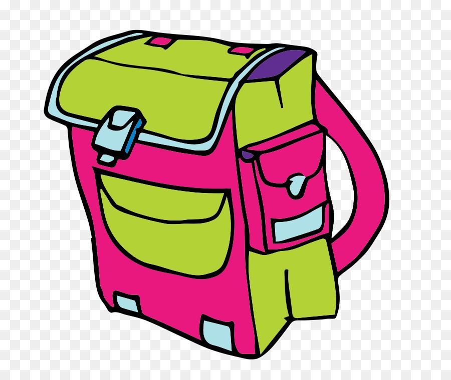 900x760 Bag Backpack Clip Art