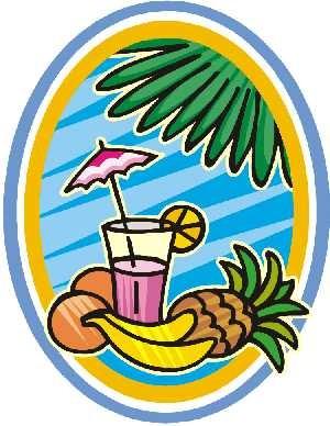 300x388 Palm Tree Clipart