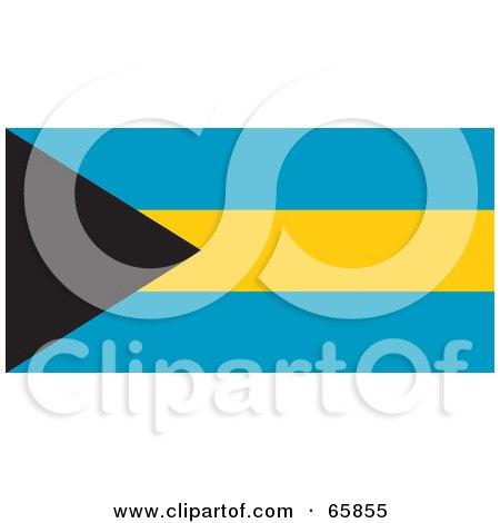 450x470 Royalty Free (Rf) Bahamas Flag Clipart, Illustrations, Vector
