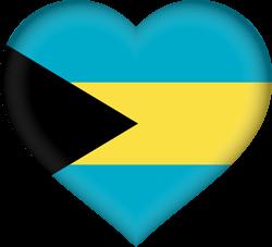 250x227 The Bahamas Flag Clipart