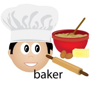 300x300 Free Baker Clipart Image 0515 1001 2803 0819 Acclaim Clipart