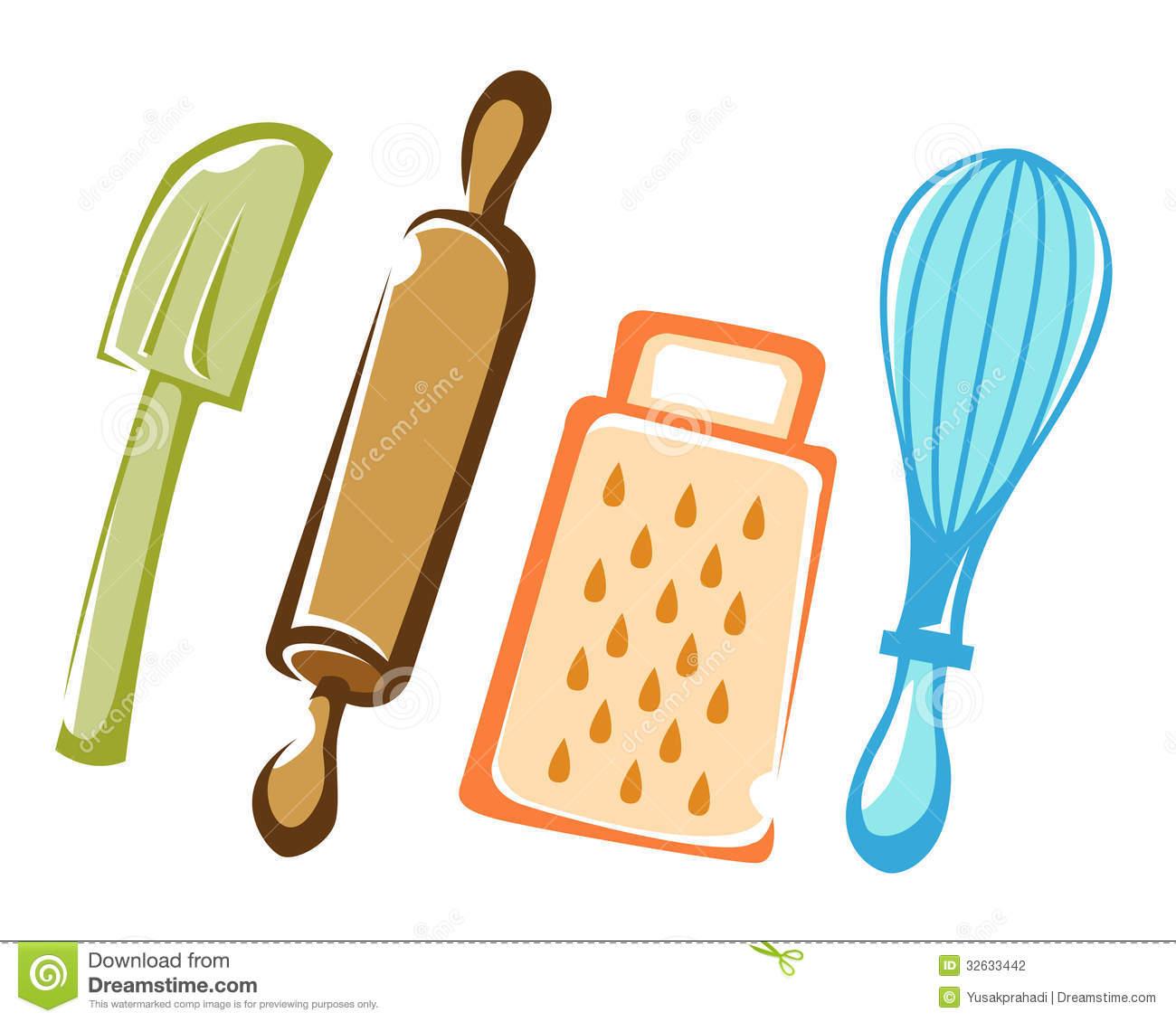 1300x1130 Cooking Tools Clip Art