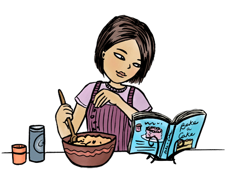 450x350 Lovely Clipart Cooking