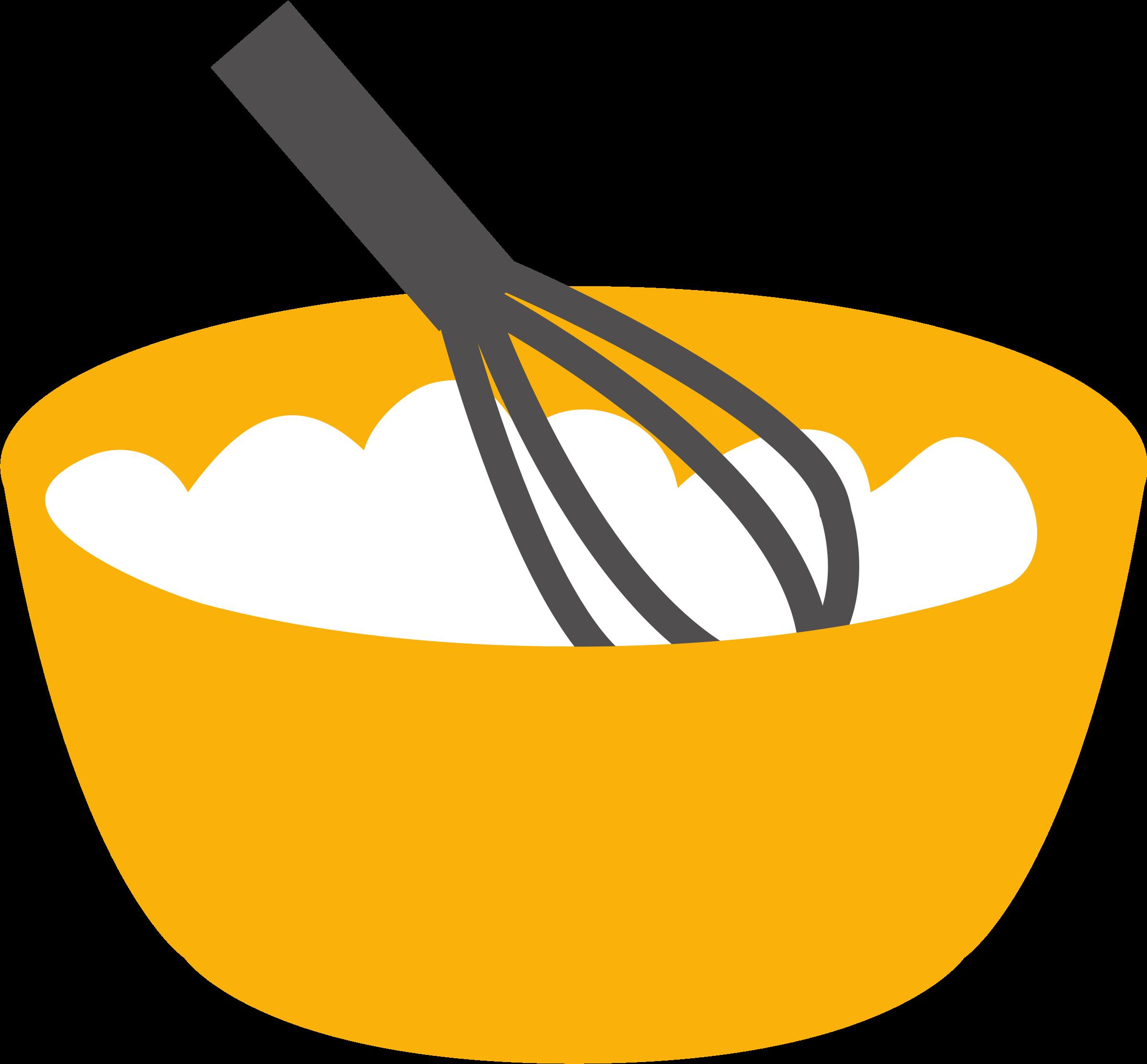 2400x2227 Whisk Bowl Kitchen Utensil Tableware Clip Art