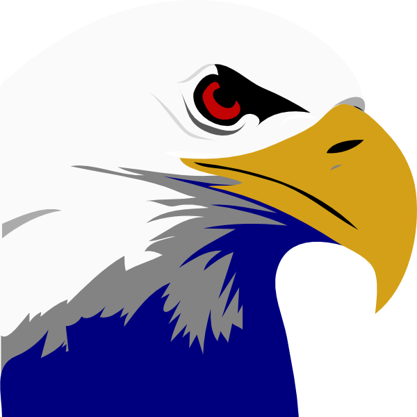 bald eagle clipart at getdrawings com free for personal use bald rh getdrawings com clip art eagles soaring clipart eagle scout