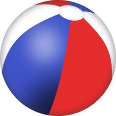 236x236 Beach Ball Png Vector Clipart Summer Clip Vector