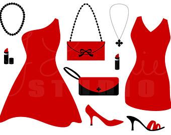 340x270 Clip Art Girls Party Dress Fashion Dresses