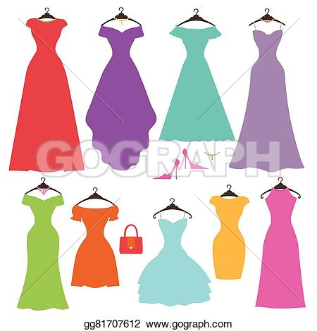 450x470 Gown Clipart Womens Dress Free Collection Download And Share