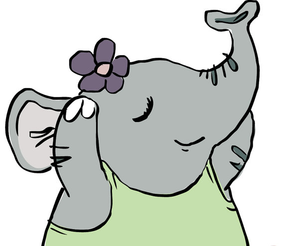 570x494 Elephant Ballerinas Clip Art Set Mice Cartoon Ballerinas