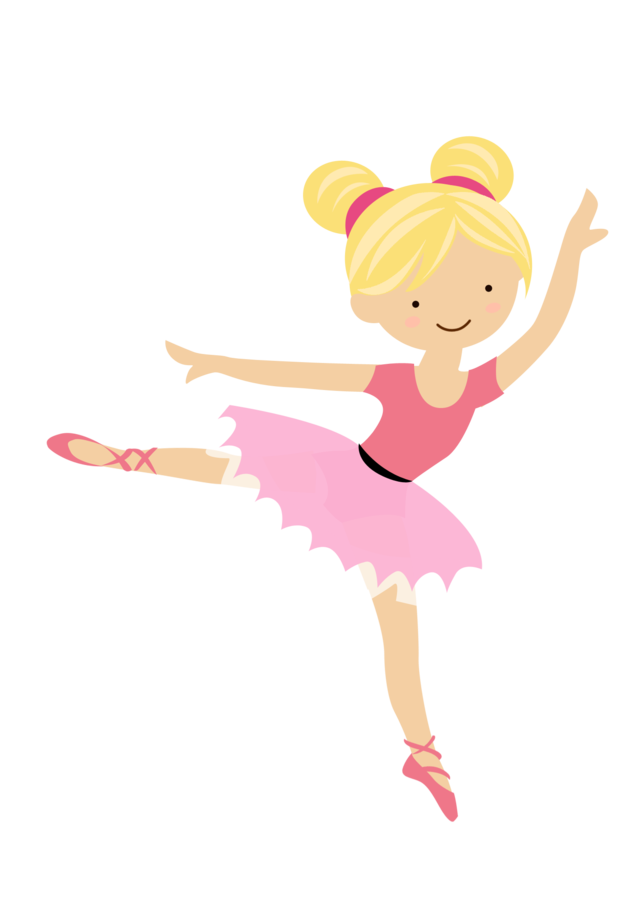 643x900 Little Ballet Dancer