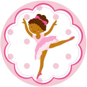 Ballerina Colouring Pages Free
