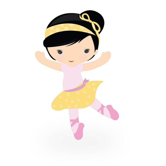 Ballerina Shoes Clipart