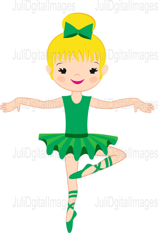 1019x1500 Cute Little Ballerina Dancing Girls Princess Vector