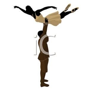 300x300 A Man Holding A Ballet Dancer Overhead