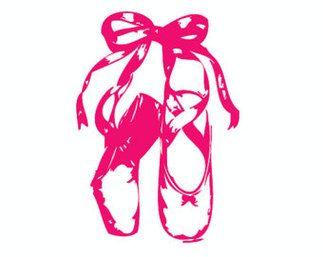 323x257 Ideal Pointe Shoes Clip Art