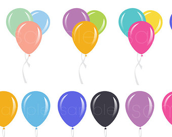 340x270 On Sale Balloons Clip Art