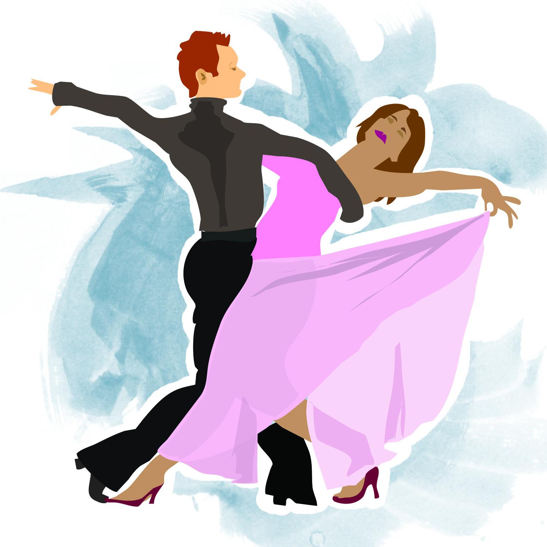 1500x1500 Dancing Clipart Ballroom Dance