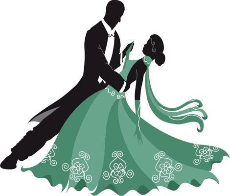 470x400 Ballroom Dance Silhouette Dance,dance,dance Dance